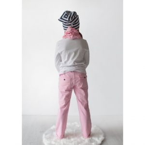 Kalhoty COSY Fun Pink_2