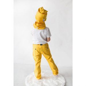 Kalhoty COSY Yellow_2